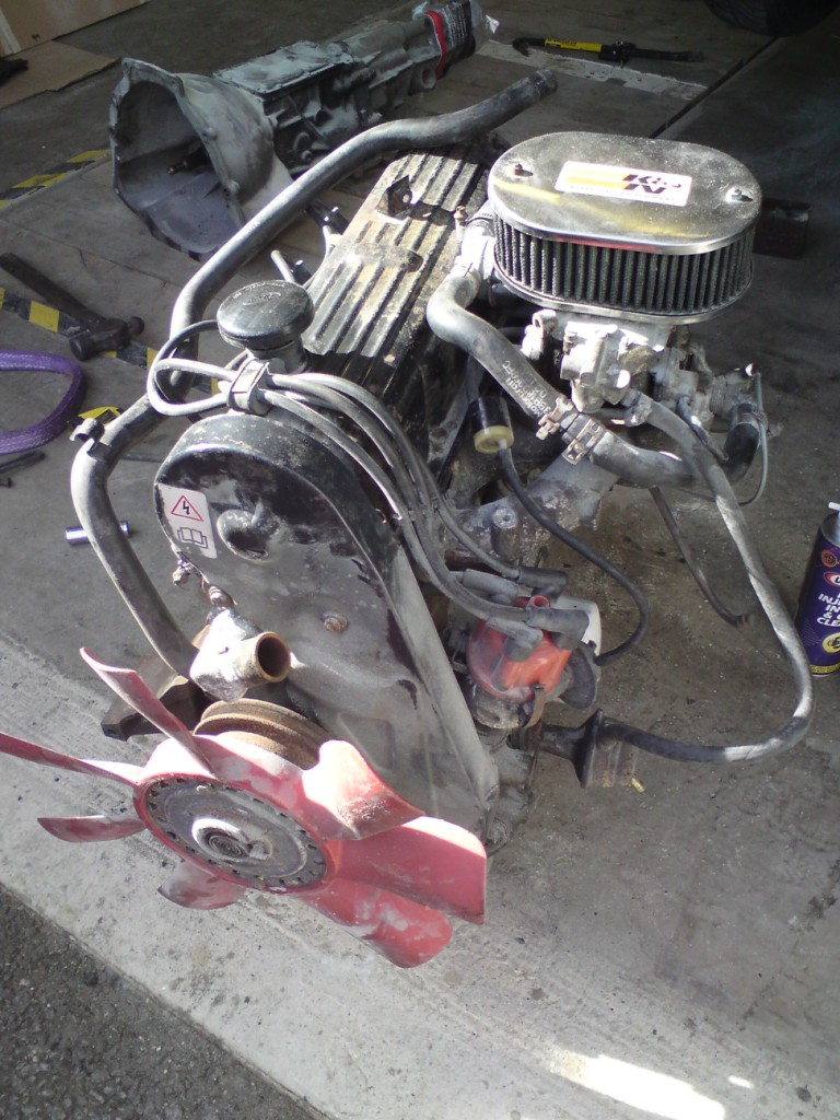 205 Block D 2 0 Pinto Engine Other Bits
