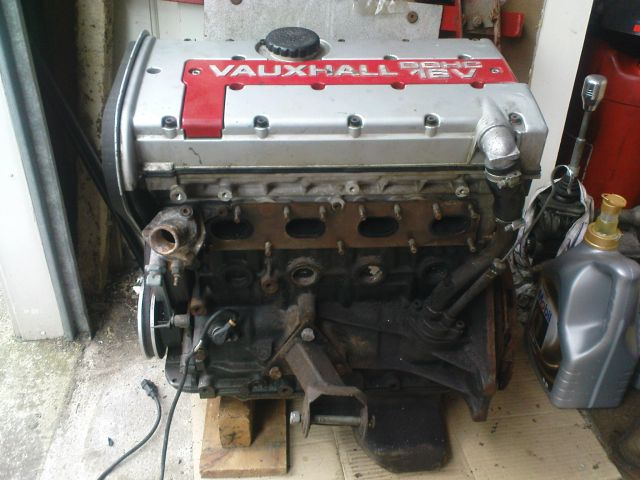 Vauxhall XE rally engine and all conversion parts