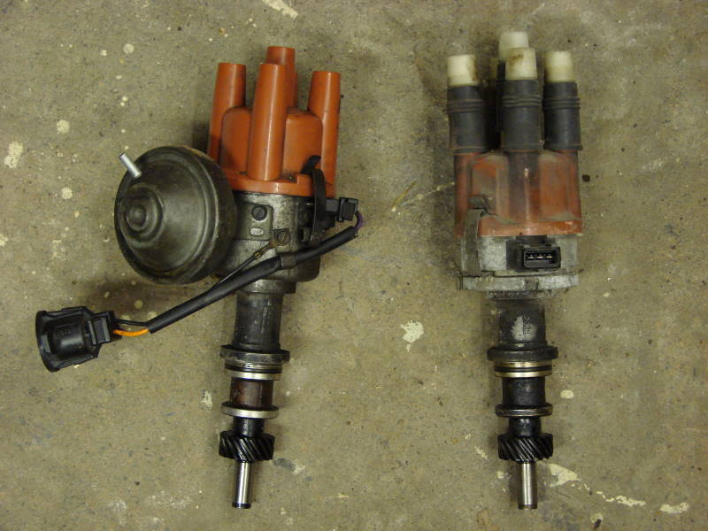 Pinto Electronic Ignition Firing Problems