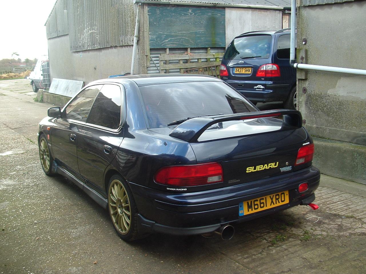 Sti For Sale >> Subaru Impreza WRX 1995 (SOLD)