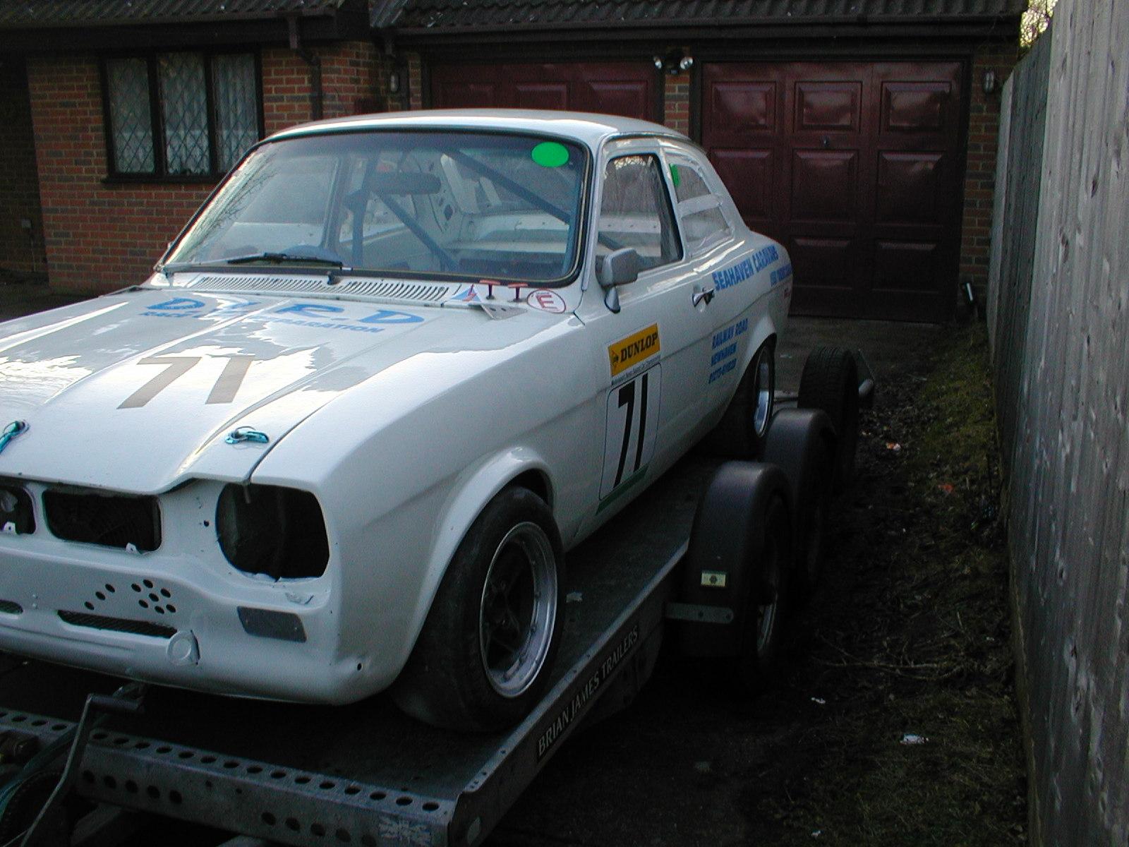 Pushrod Kings Mk1 Escort Race Car Page 6