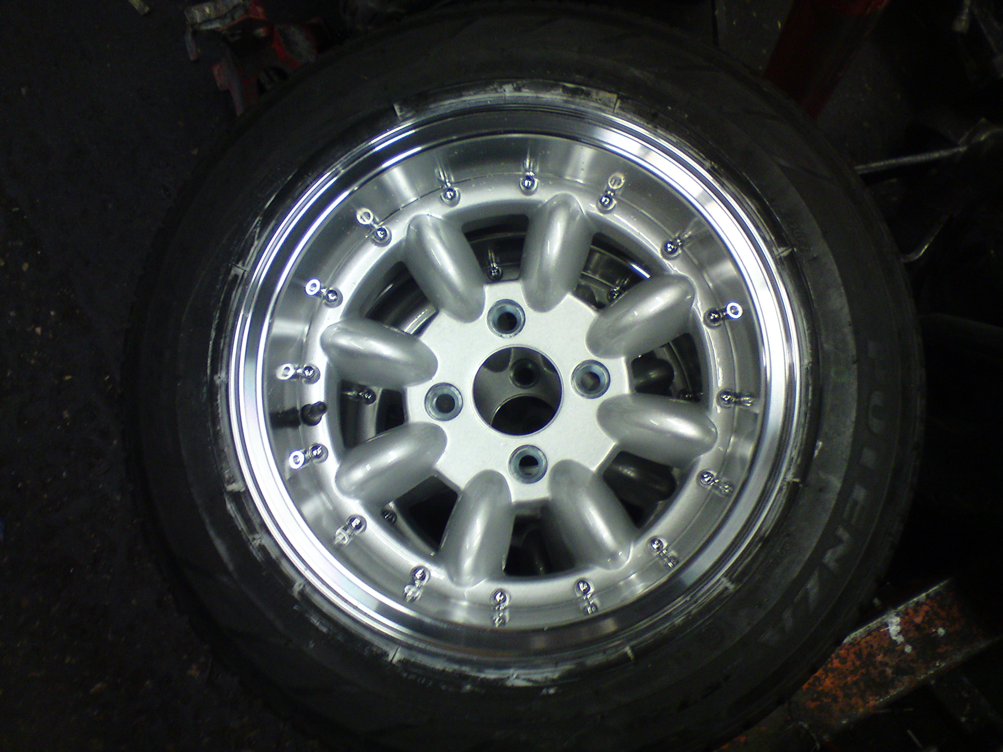 Rs And Cosworth Bits 7 X 13 Alloy Wheels And Tyres Ect