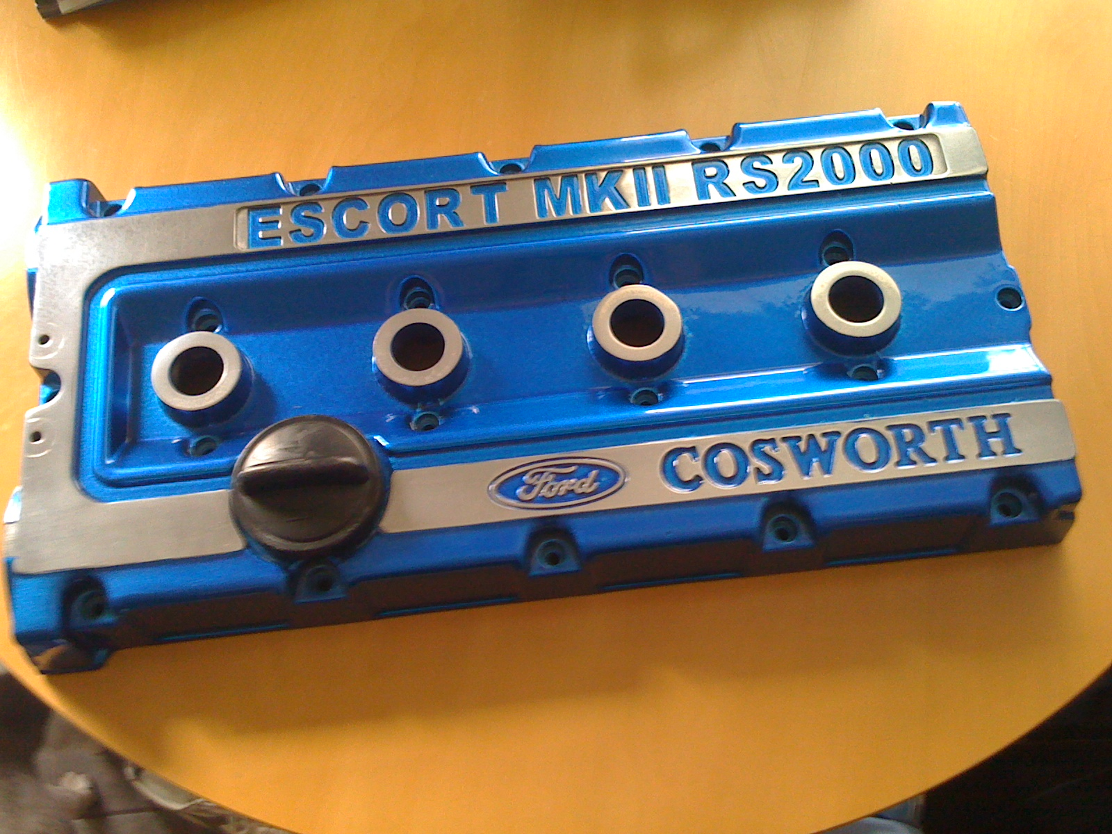 Pic Request: YB Rocker Covers - PassionFord - Ford Focus