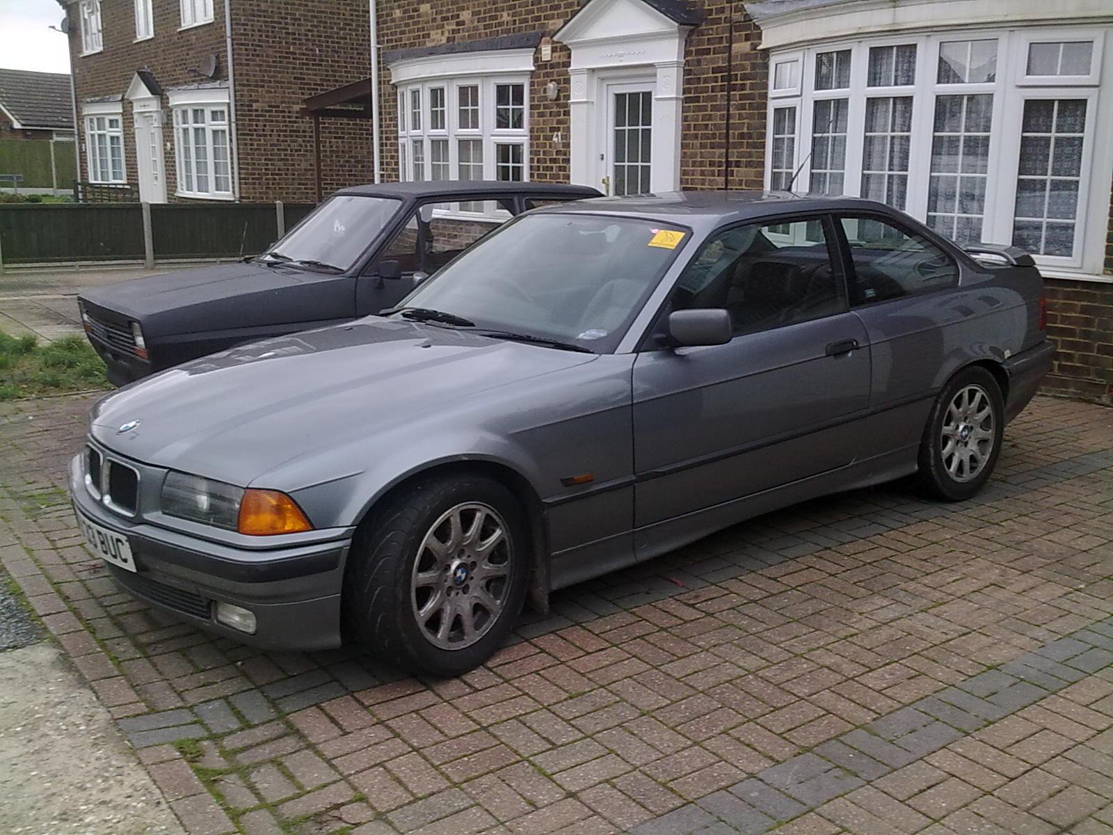 Bmw 325i Coupe 1995