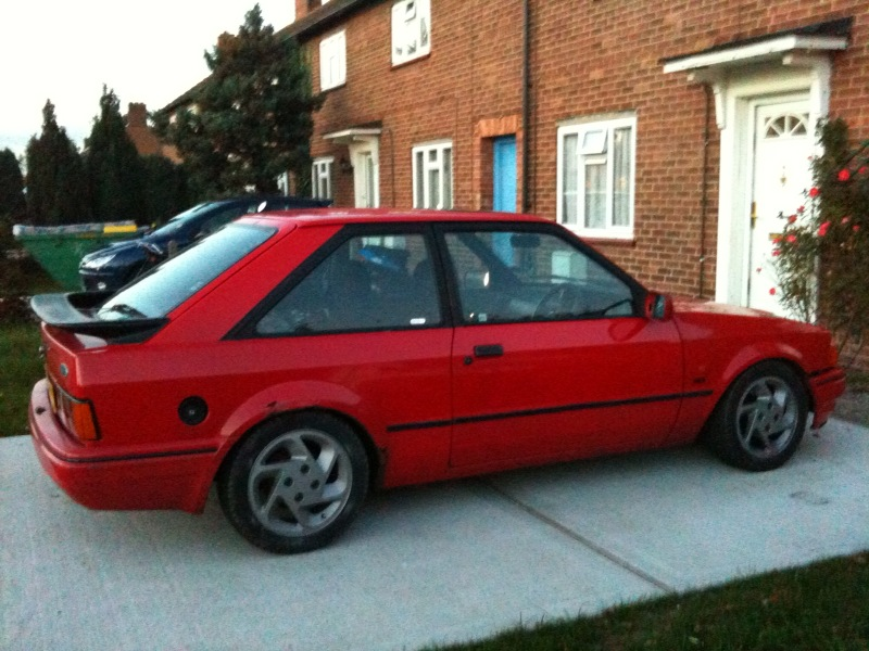 Photographs Ford Escort XR3 18 conv - sa7.1-themes