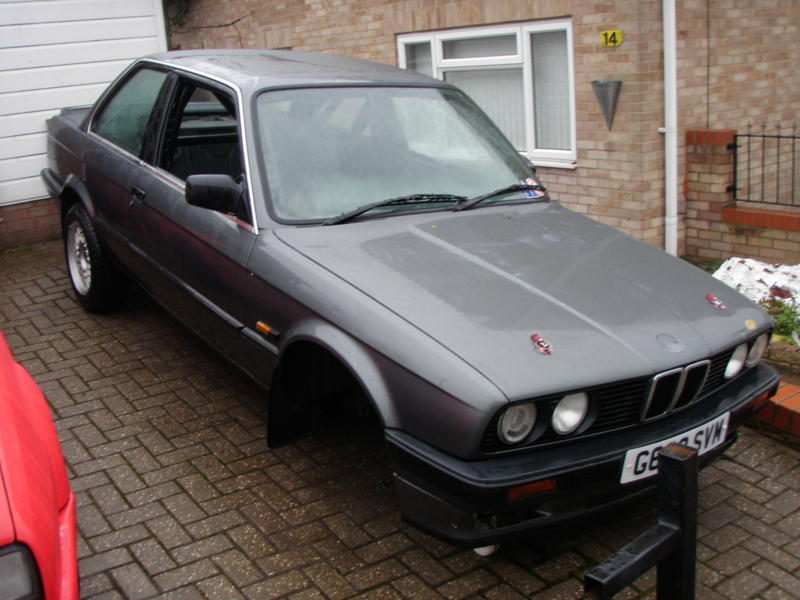 Bmw E30 2dr Trackday Shell