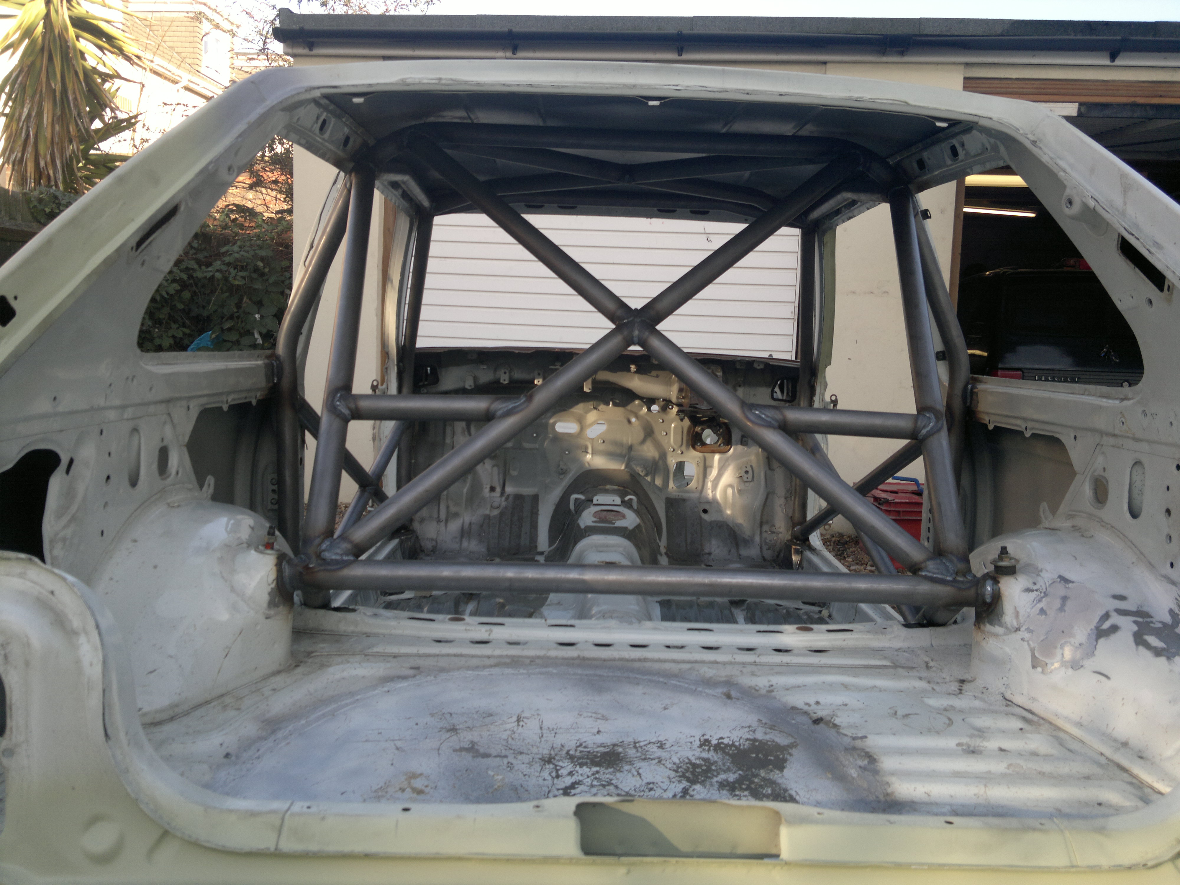 kp60 starlet unfinished project rwd track/drift car