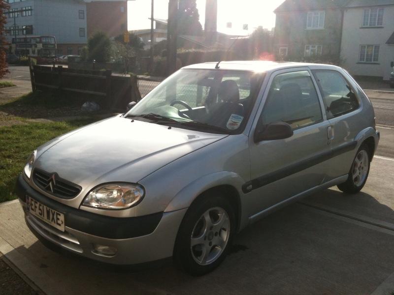 Cheap Car Insurance >> citreon saxo furio 1.4 51 plate in silver/vts but cheap insurance (SOLD)