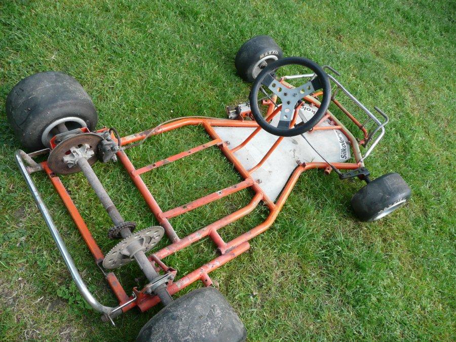 Go Kart chassis