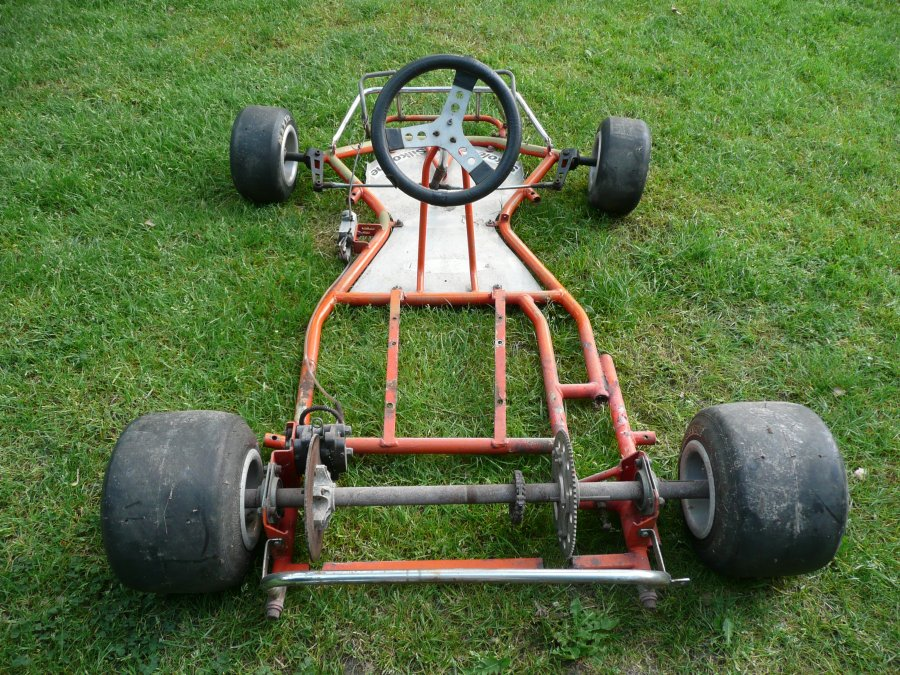 Magnificent Old Racing Go Karts Collection - Classic Cars Ideas ...