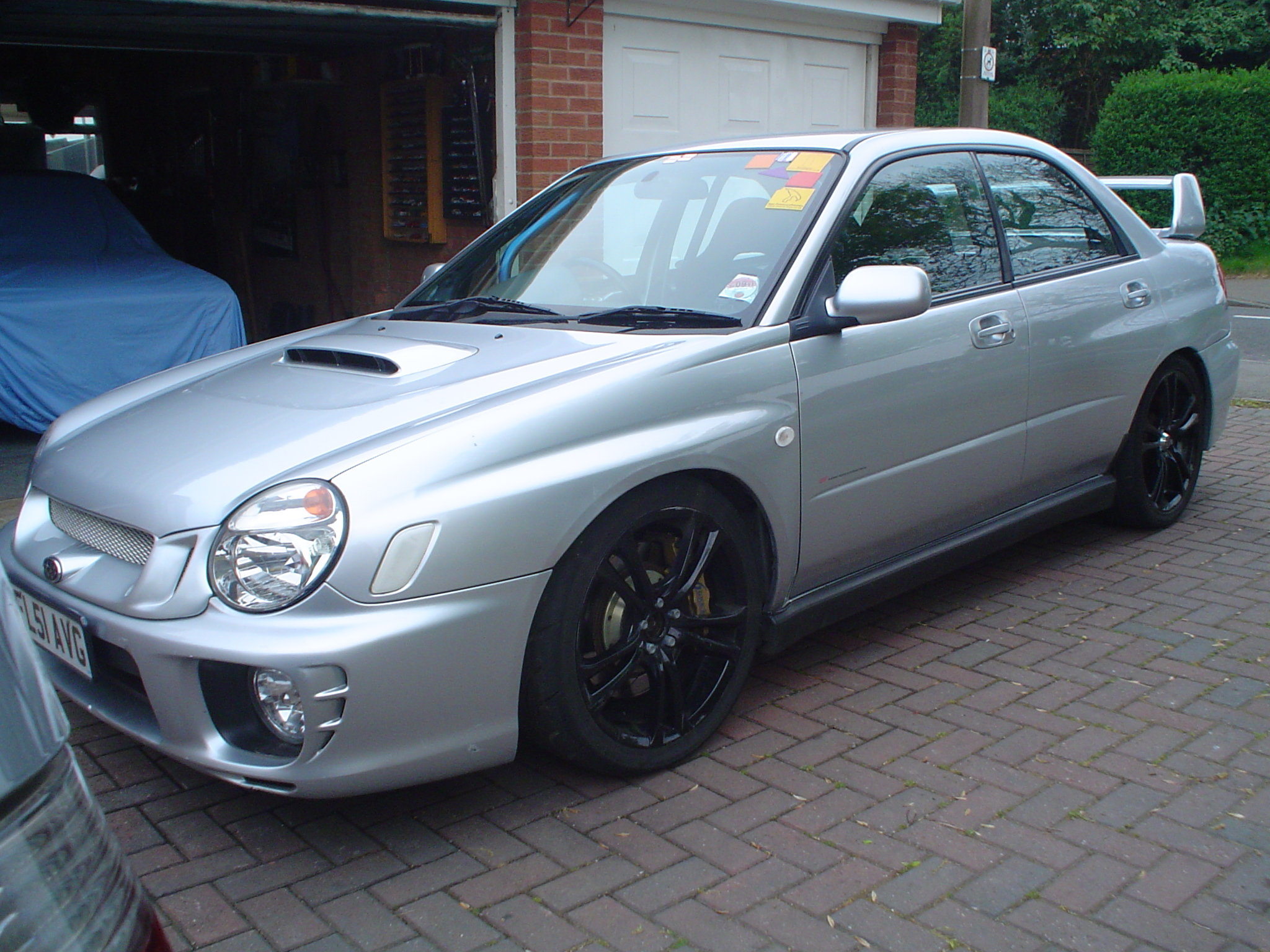 Sti For Sale >> subaru impreza wrx bugeye 51 reg track car