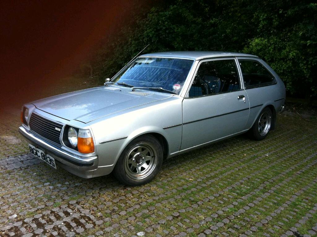 1978 Mazda 323 Dx 163 1500 Or Px Sutton Surrey