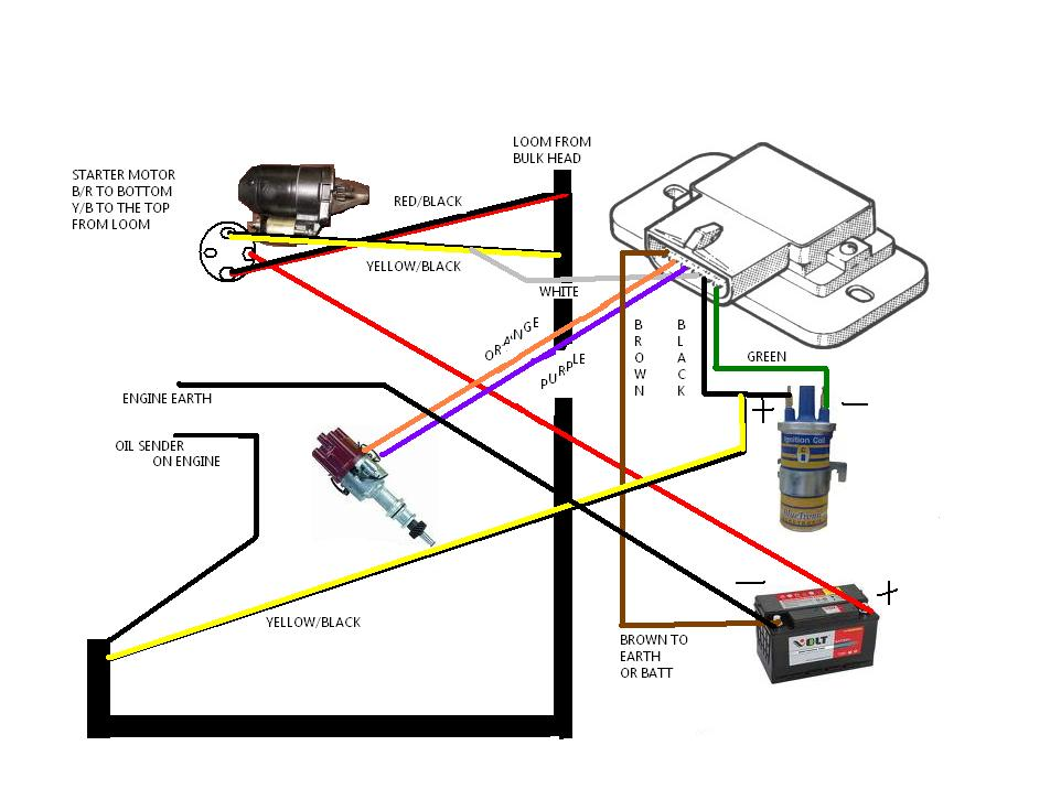 ford ignition module wiring diagram images wiring diagram ford pinto ignition module wiring diagram