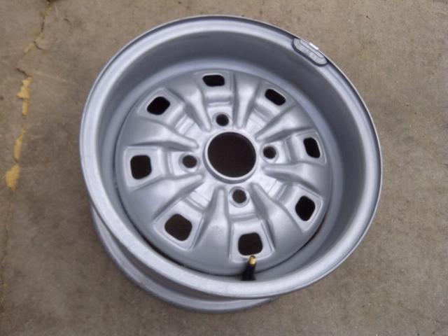 Mk1 Rs Mexico Steel Wheels