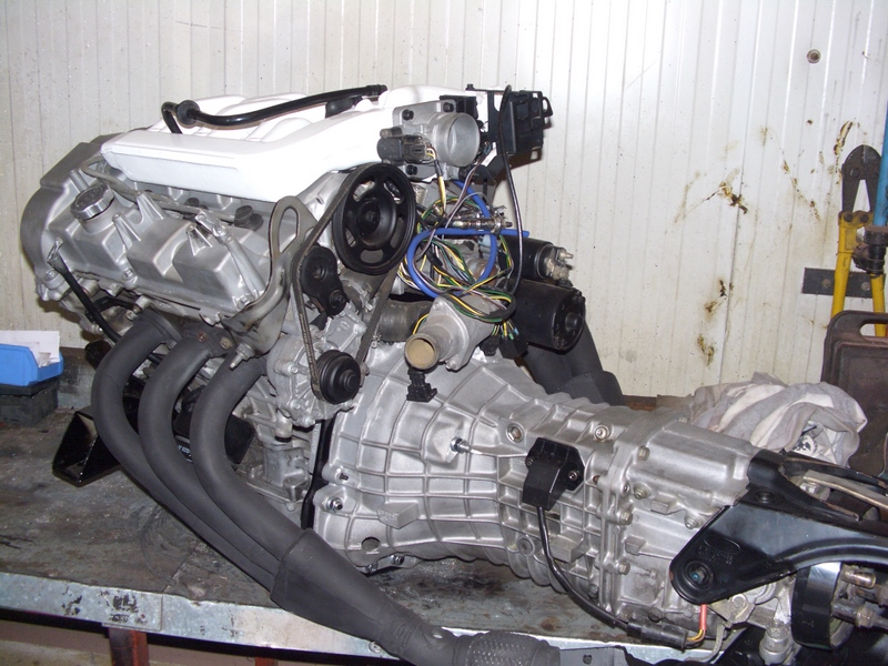 duratec/cyclone V6