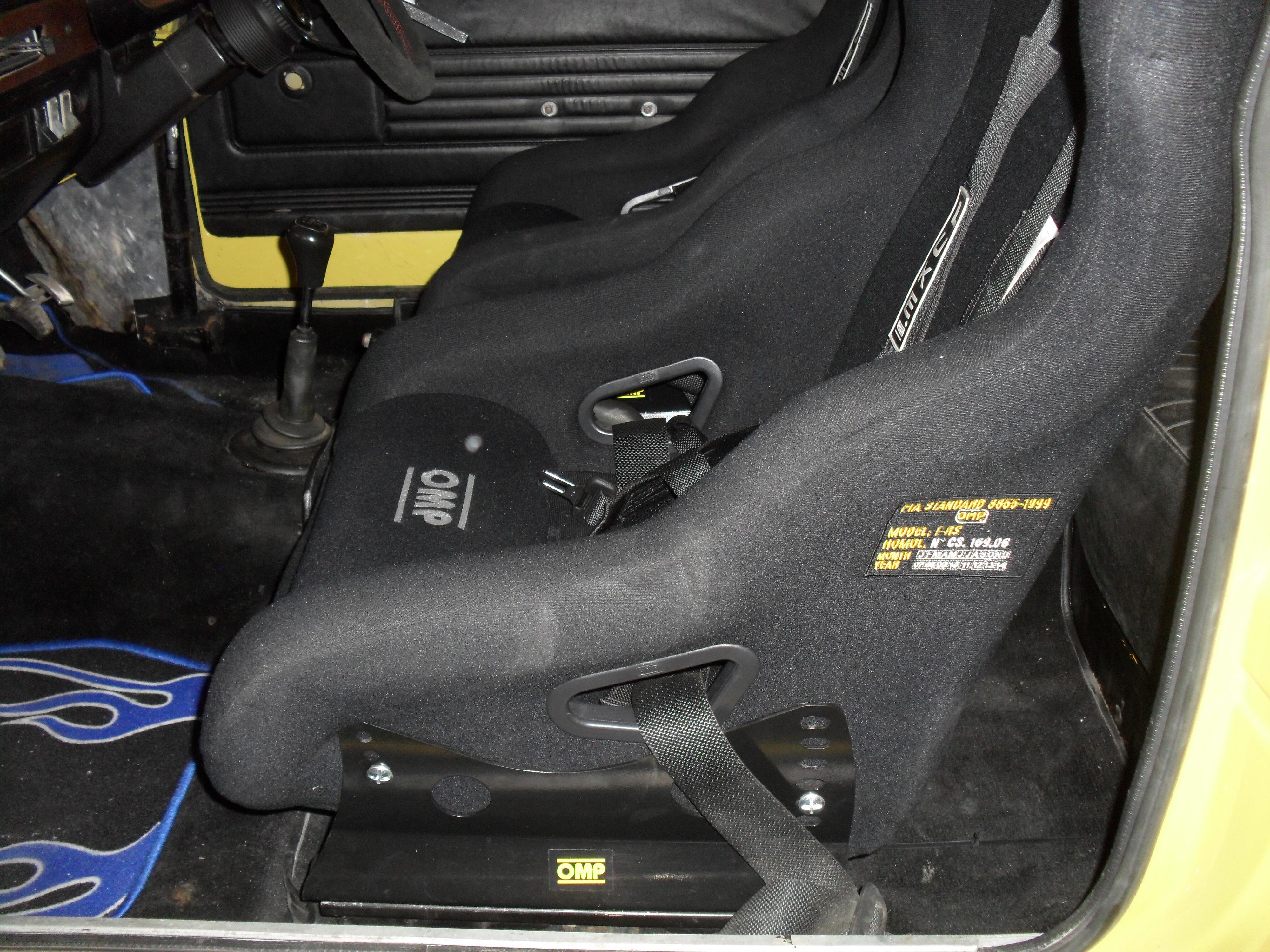 8x13 Revos 9x13 Revos And Omp Bucket Seats