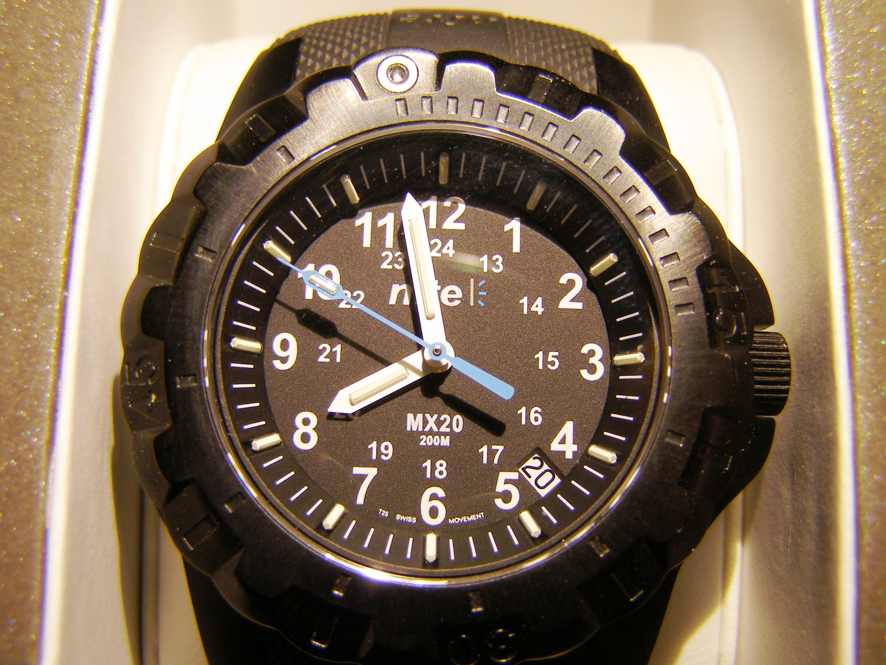 Nite Watches | Exceptionally well made watches