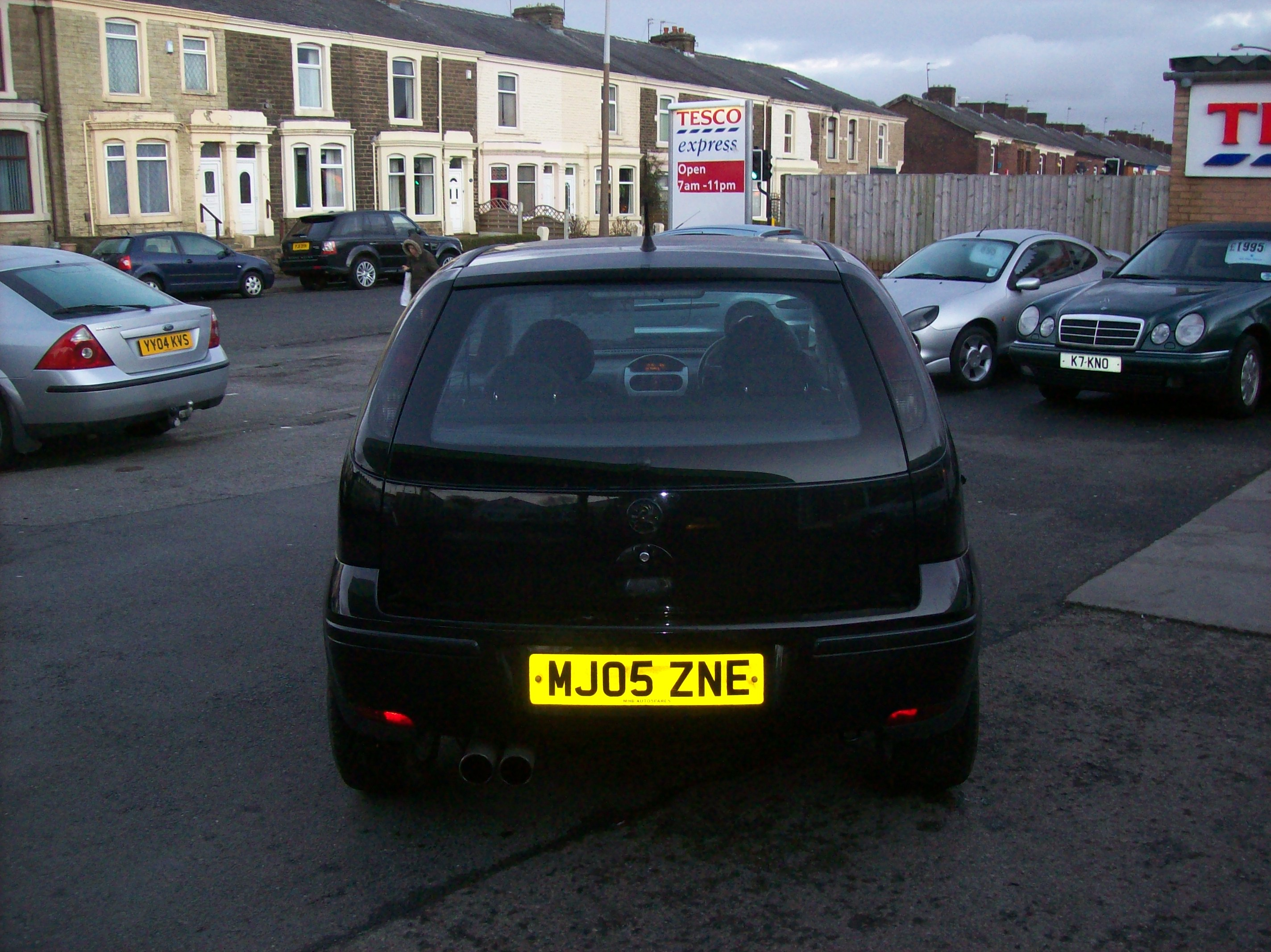 2005 vauxhall corsa sxi 1 2 16v twinport. Black Bedroom Furniture Sets. Home Design Ideas