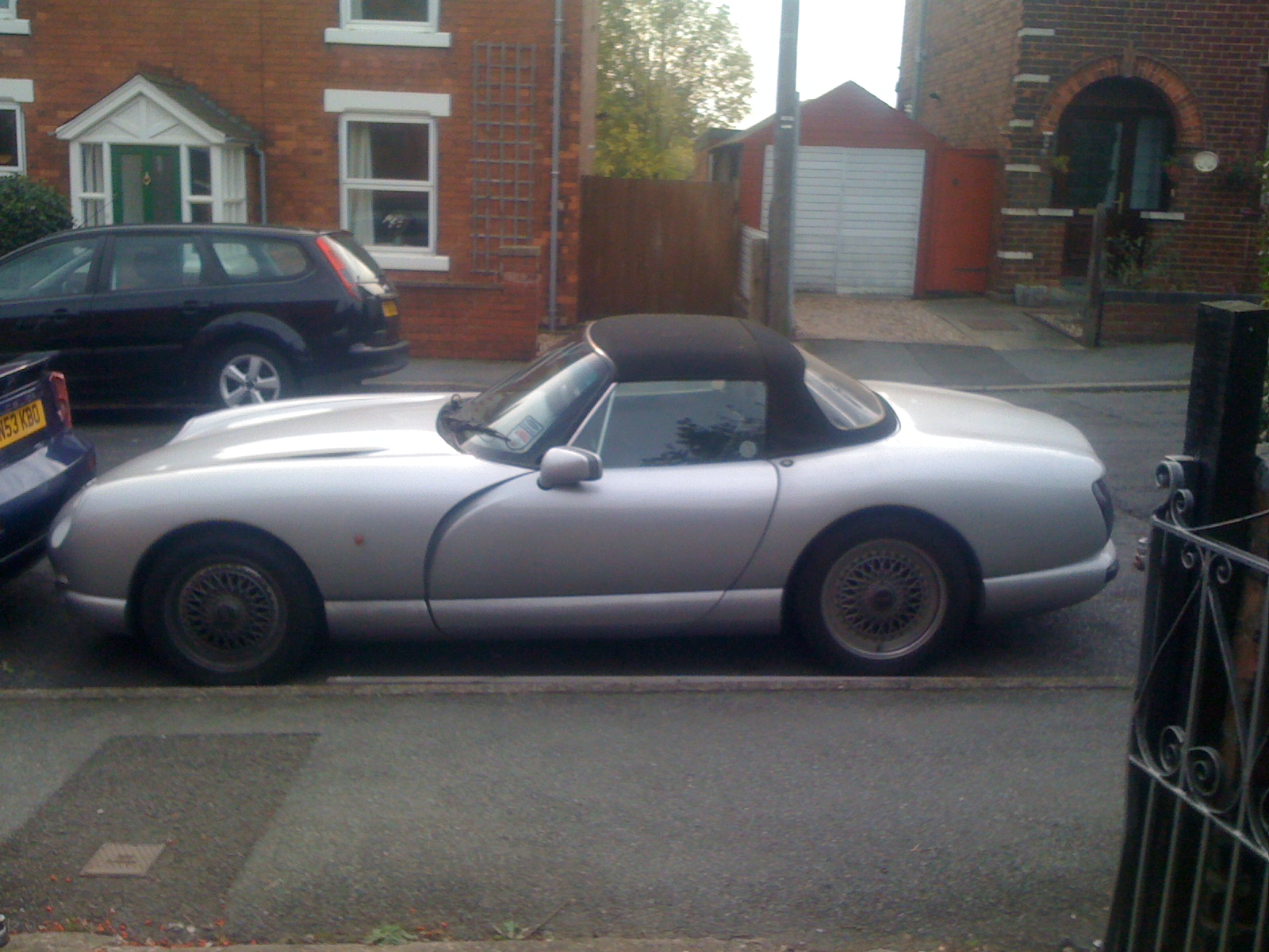 2012041321508603457Picture%20069 Surprising Tvr Griffith Oil Pressure Sender Cars Trend