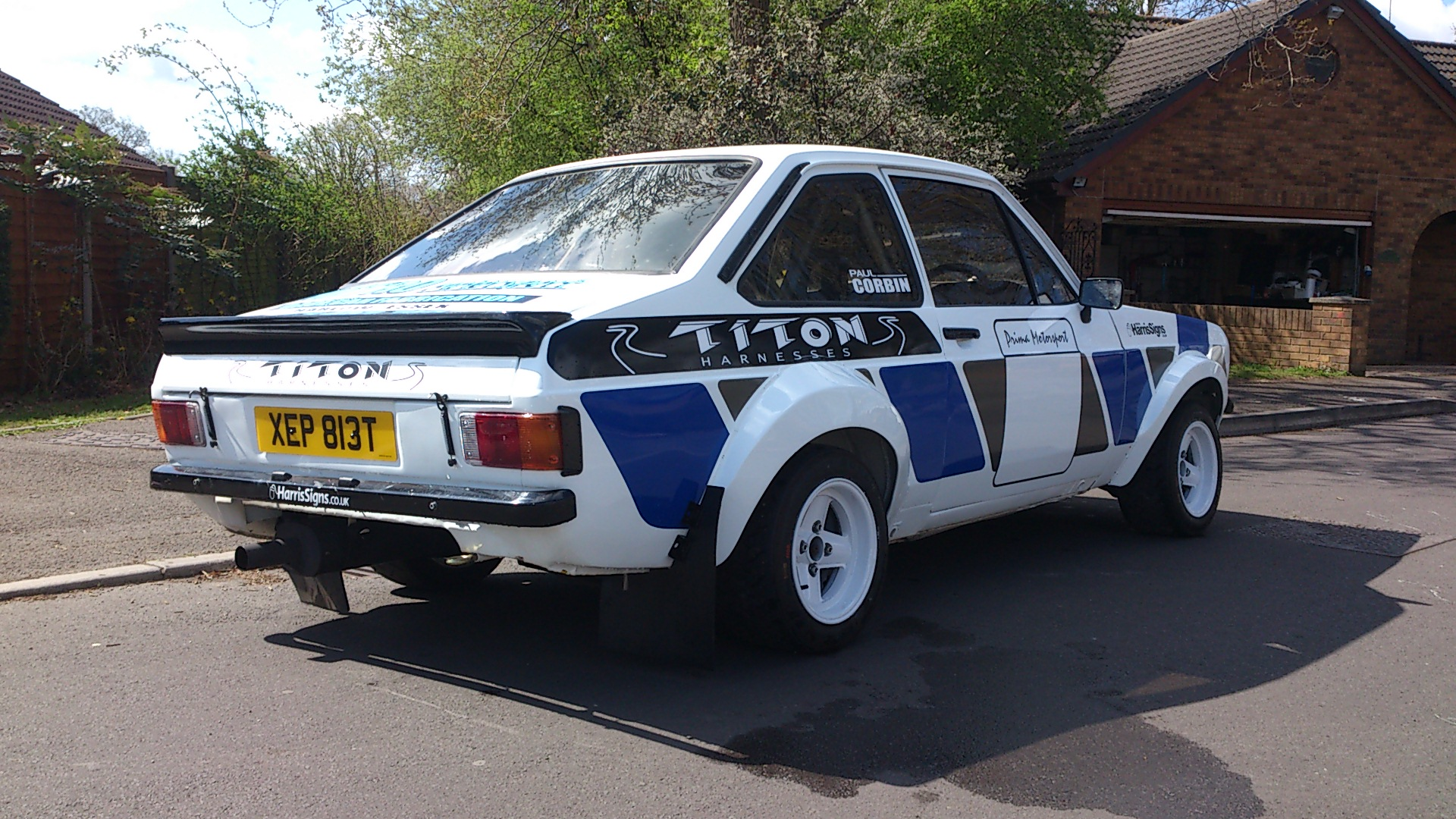 My MK2 Rally car - Page 7