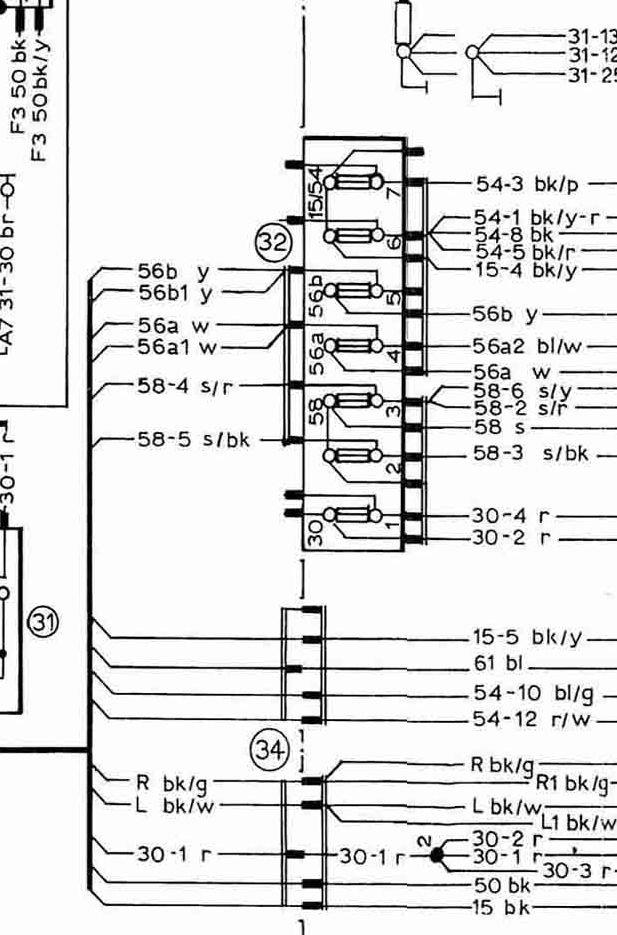 mk2 fuse box diagram   20 wiring diagram images