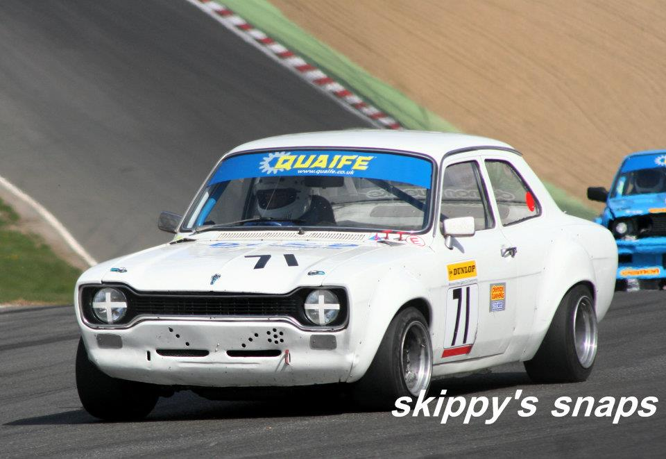 Pushrod Kings Mk1 Escort Race Car Page 9
