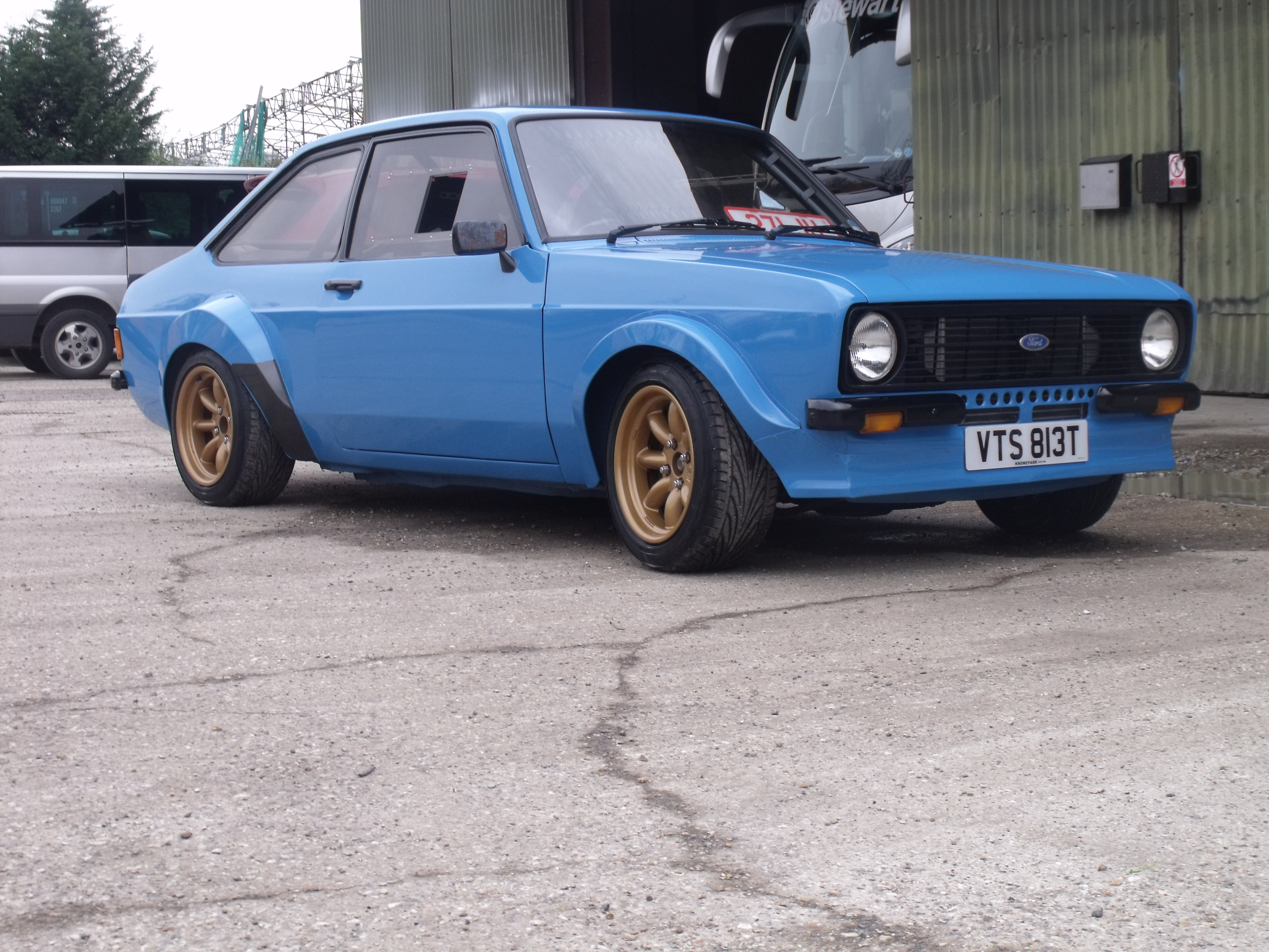 My Mk2 Grp4 Flatfront Rs2000 Cosworth Sold