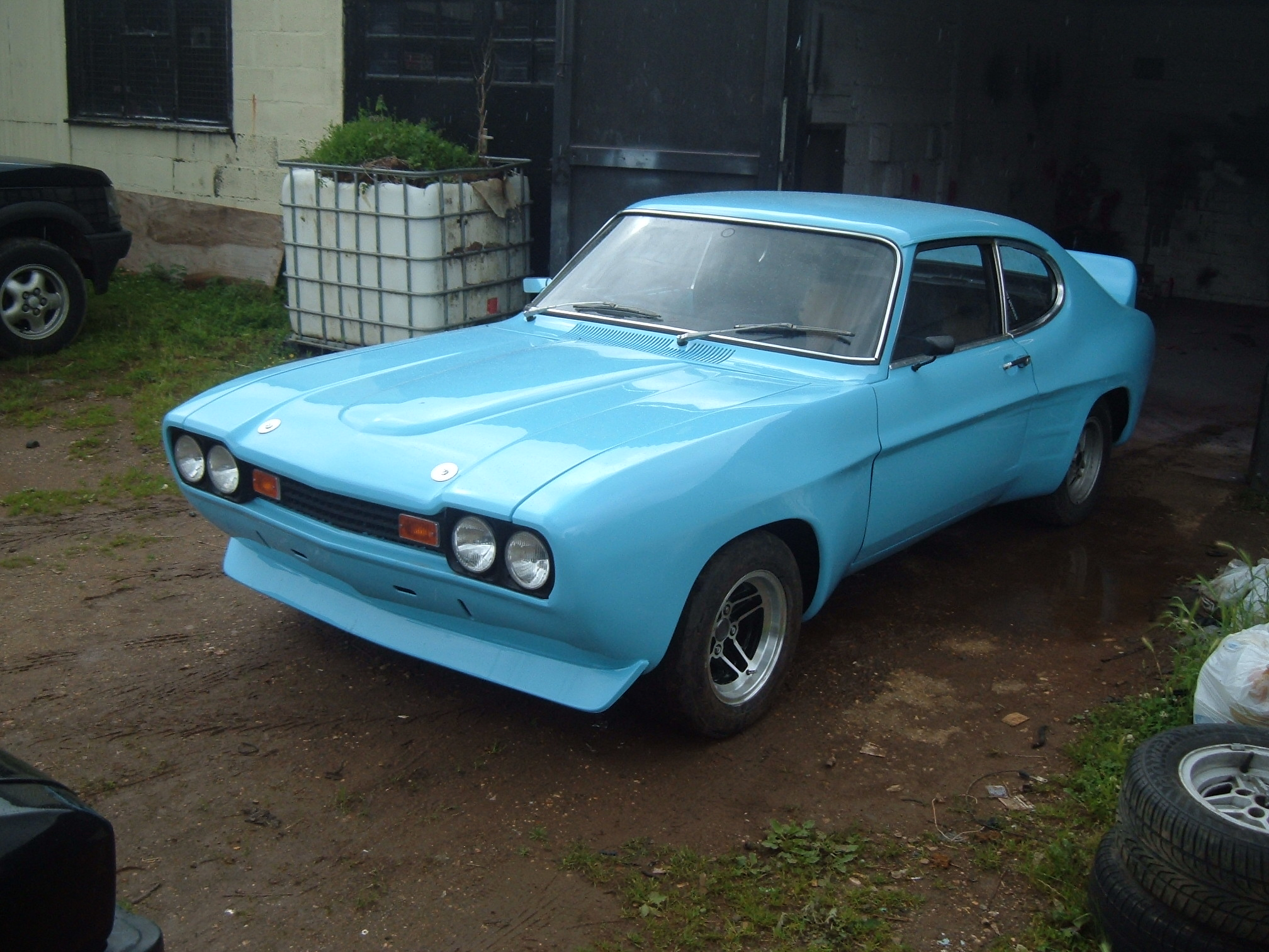cologne arched 3 1 mk1 capri for sale