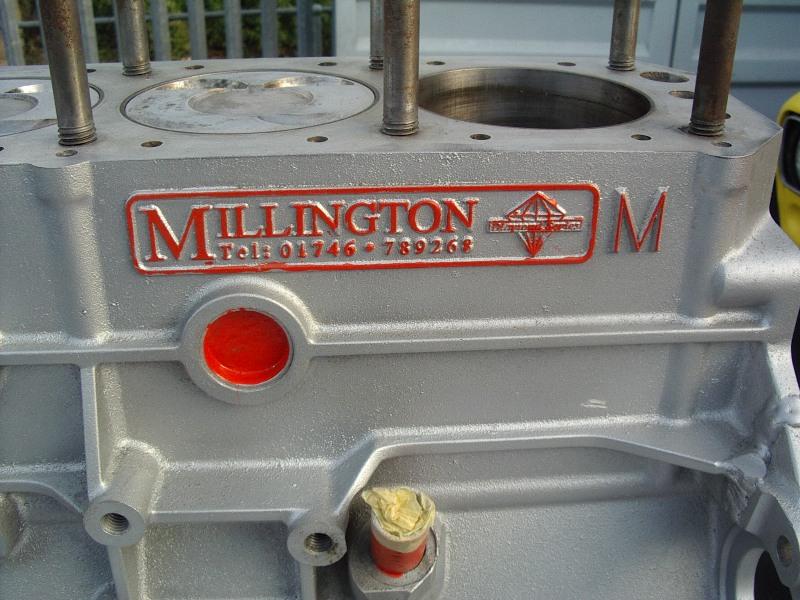 millington engines?