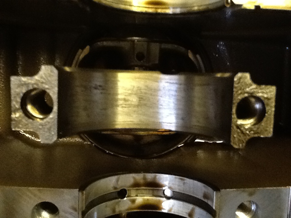 wanted duratec big  bearing failure
