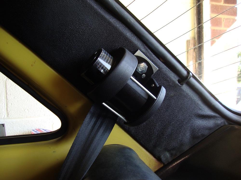 Mk1 Escort Rear Seatbelts