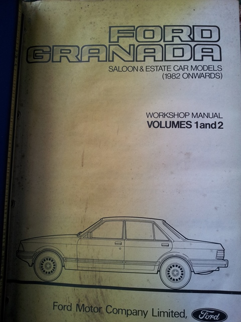 ford granada workshop manual genuine ford rh turbosport co uk 1977 Ford Granada ford granada mk1 workshop manual