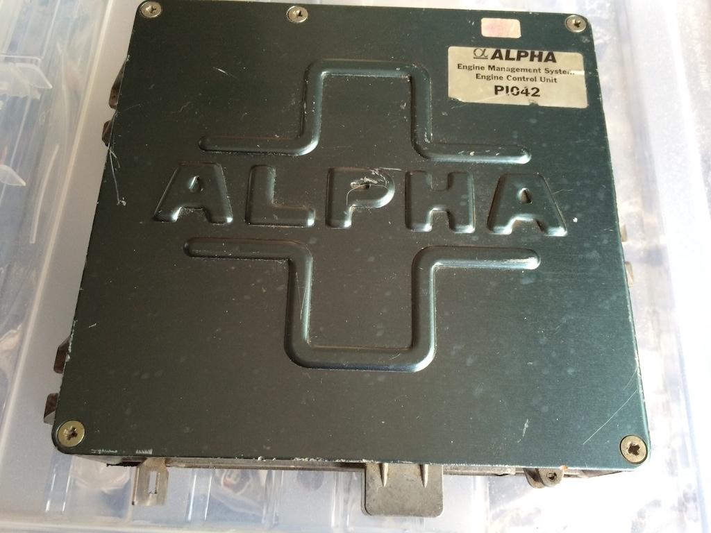 Weber Alpha PI042 - P1042 - Bin and XDF Files