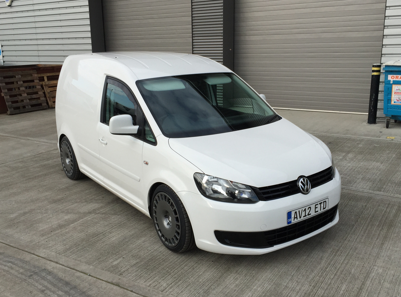 2012 vw caddy 2k van sold. Black Bedroom Furniture Sets. Home Design Ideas