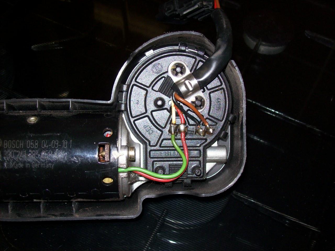 Ford Escort Mk2 Wiper Motor Wiring Lucas Wiper Motor