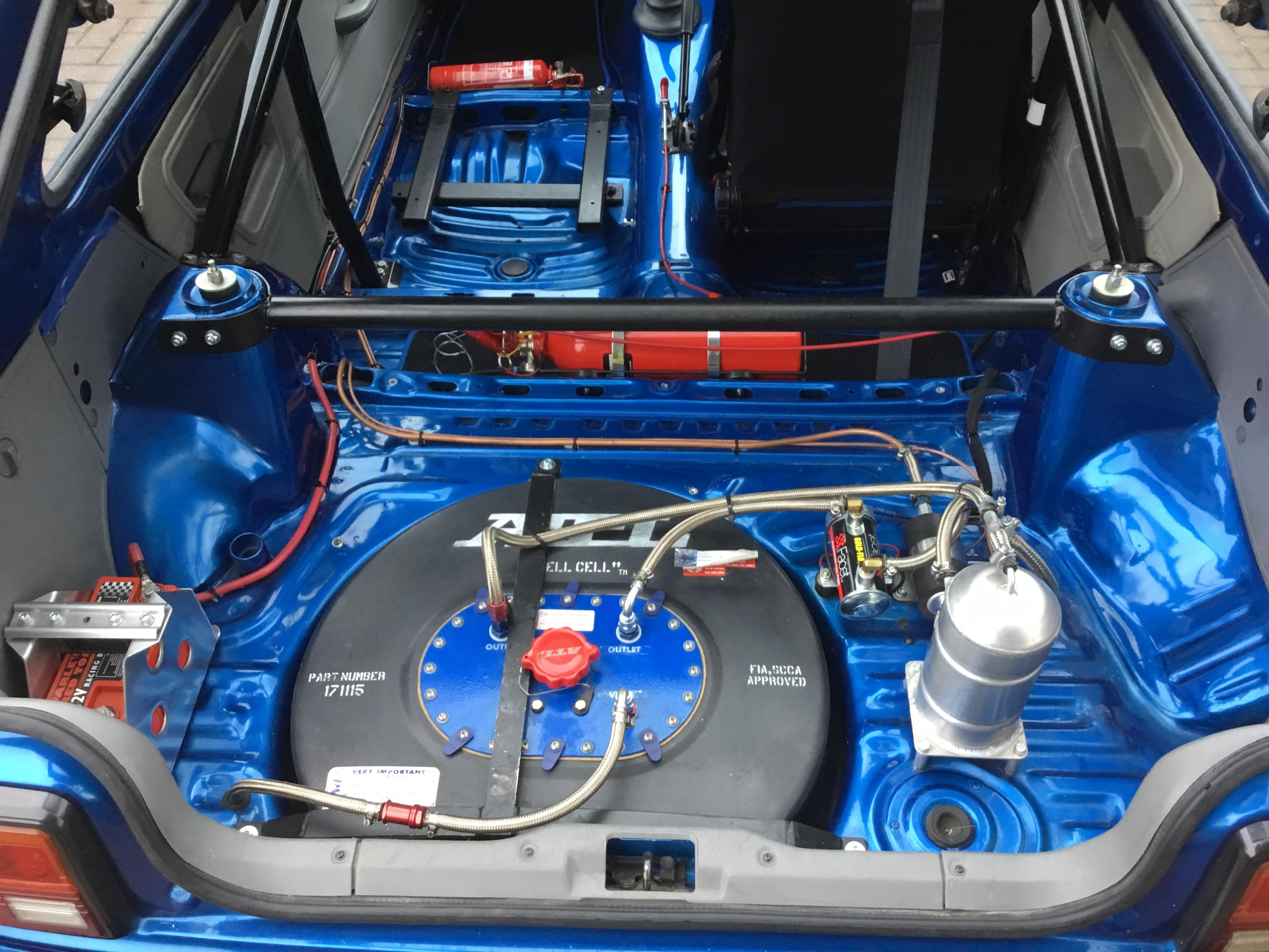 Toyota starlet kp60 Honda S2000 powered 260 hp